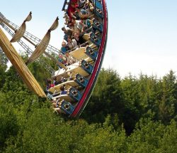 Parc attraction Bretagne : Galion des pirates