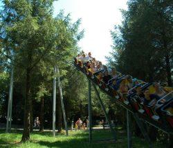Parc attraction Bretagne : Grand huit