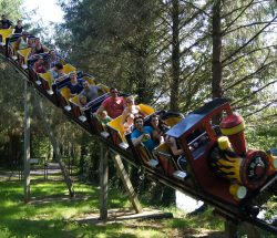 Parc attraction Bretagne : Grand huit