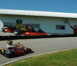 Parc d'attraction en Bretagne : Karting outdoor
