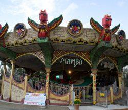 Parc attraction Bretagne : Mambo