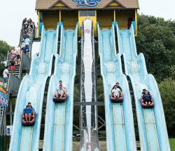 Parc attraction Bretagne : River Splash