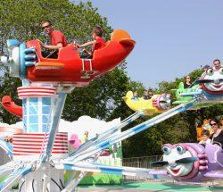 Parc attraction Bretagne : Baron Rouge