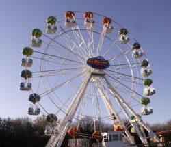 Parc d'attration en Bretagne : La grande roue