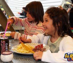 Parc en Bretagne animation pour les petits : le snack