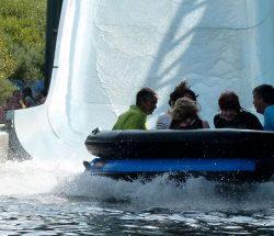 Parc attraction Bretagne : Niagara