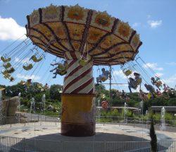 Parc d'attraction en Bretagne : Rêve d'Icare
